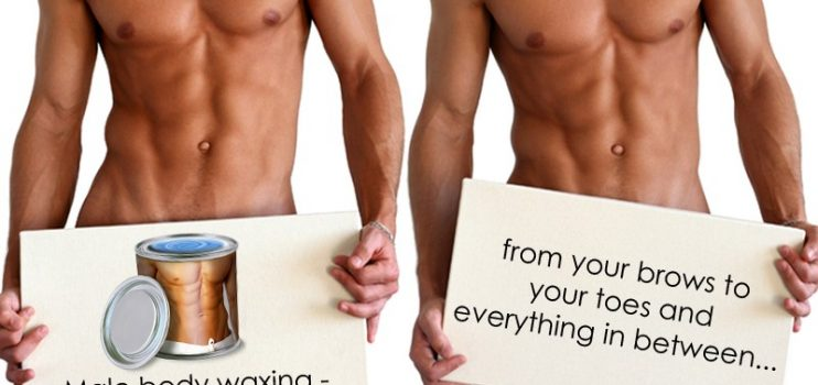 Read full story «Intimate Male Waxing»